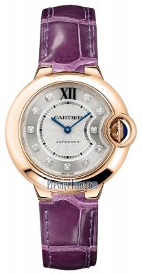 Cartier Ballon Bleu 33mm we902063