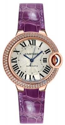 Cartier Ballon Bleu 33mm we902066