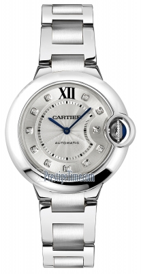 Cartier Ballon Bleu 33mm we902074