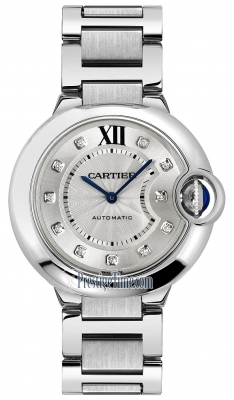 Cartier Ballon Bleu 36mm we902075