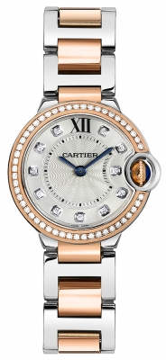 Cartier Ballon Bleu 28mm w3bb0009
