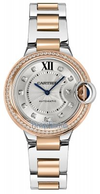 Cartier Ballon Bleu 33mm we902077
