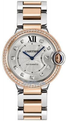 Cartier Ballon Bleu 36mm w3bb0004