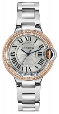 Cartier Ballon Bleu 33mm we902080