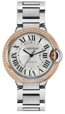 Cartier Ballon Bleu 36mm we902081