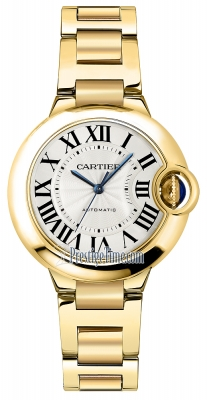 Cartier Ballon Bleu 33mm wgbb0005