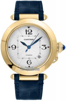 Cartier Pasha Automatic 41mm wgpa0007