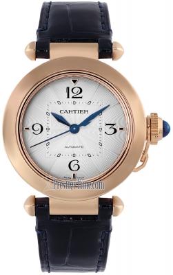Cartier Pasha Automatic 35mm wgpa0014