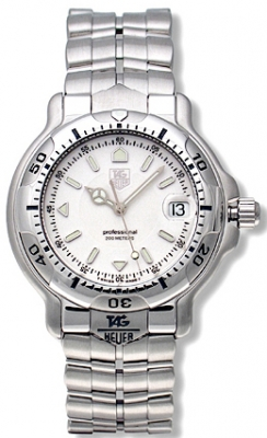 wh1111.ba0675 Tag Heuer 6000 Quartz Mens Watch