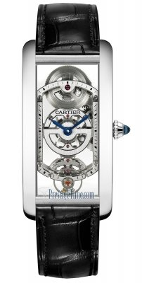 Cartier Tank Cintree whta0009