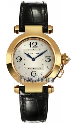 Cartier Pasha 32mm wj11913g