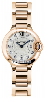 Cartier Ballon Bleu 28mm wjbb0016