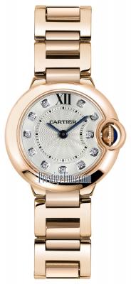 Cartier Ballon Bleu 28mm wjbb0016