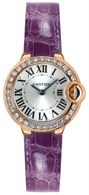Cartier Ballon Bleu 28mm wjbb0018