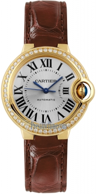 Cartier Ballon Bleu 33mm wjbb0040