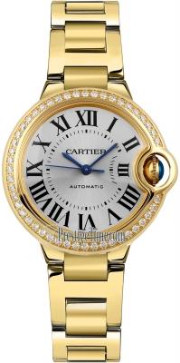 Cartier Ballon Bleu 33mm wjbb0042