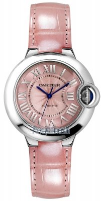 Cartier Ballon Bleu 33mm wsbb0002