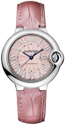 Cartier Ballon Bleu 33mm wsbb0002