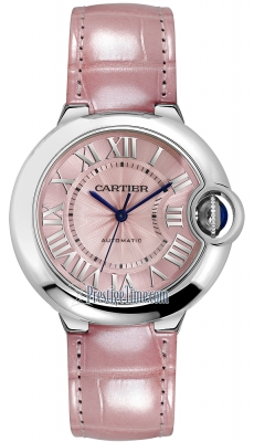 Cartier Ballon Bleu 36mm wsbb0007