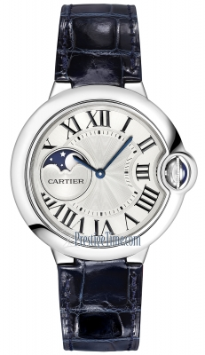 Cartier Ballon Bleu Moonphase 37mm wsbb0020