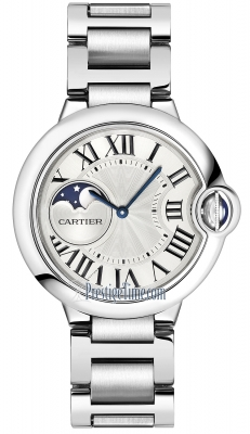 Cartier Ballon Bleu Moonphase 37mm wsbb0021