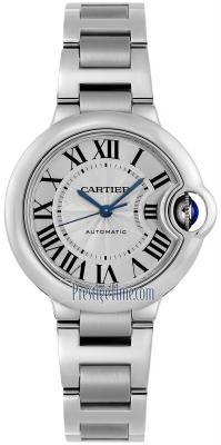 Cartier Ballon Bleu 33mm wsbb0044