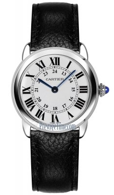 Cartier Ronde Solo Quartz 29mm wsrn0019