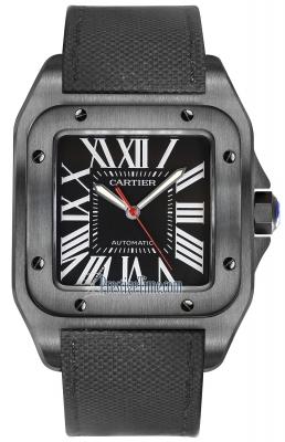 Cartier Santos 100 Large wssa0006