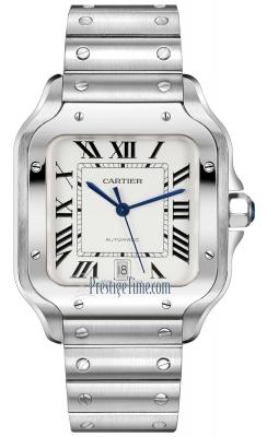 Cartier Santos De Cartier Large wssa0009