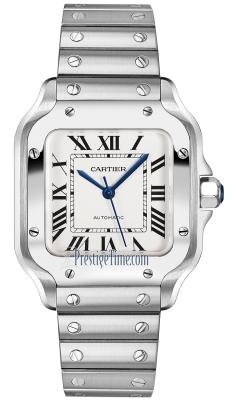 Cartier Santos De Cartier Medium wssa0010