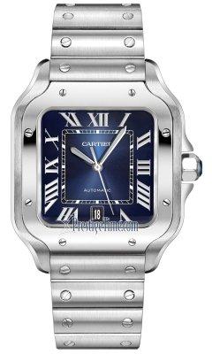 Cartier Santos De Cartier Large wssa0013