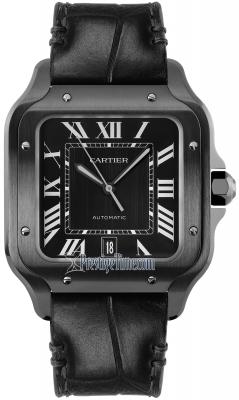 Cartier Santos 100 Large wssa0039