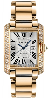 Cartier Tank Anglaise Medium Automatic wt100003