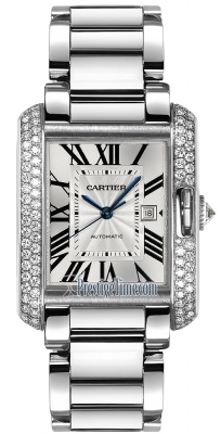 Cartier Tank Anglaise Medium Automatic wt100009