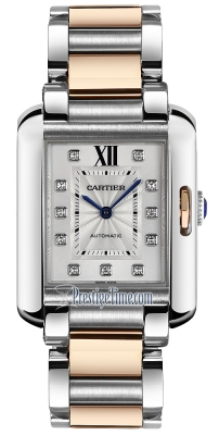 Cartier Tank Anglaise Medium Automatic wt100025