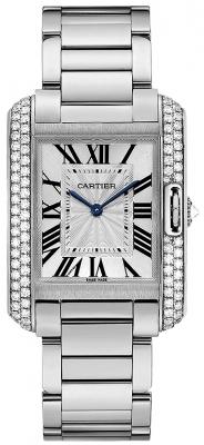 Cartier Tank Anglaise Medium Quartz wt100028