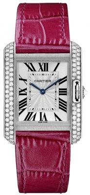 Cartier Tank Anglaise Medium Quartz wt100030