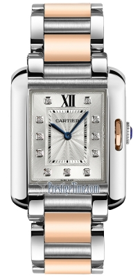 Cartier Tank Anglaise Medium Quartz wt100032