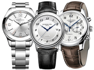 Sale watches up to $3,000