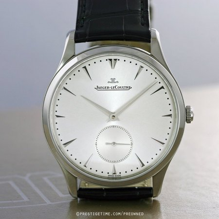 Pre-owned Jaeger LeCoultre Master Grand Ultra Thin Automatic 1358420