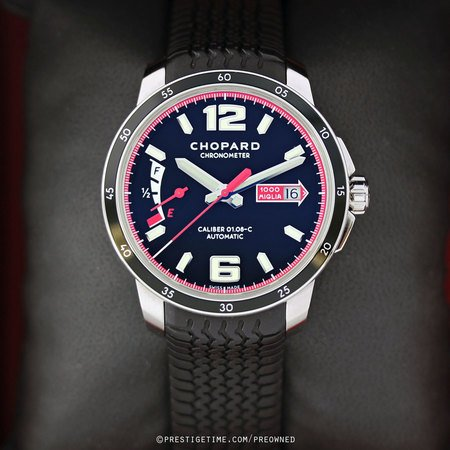 Pre-owned Chopard Mille Miglia GTS Power Control 168566-3001
