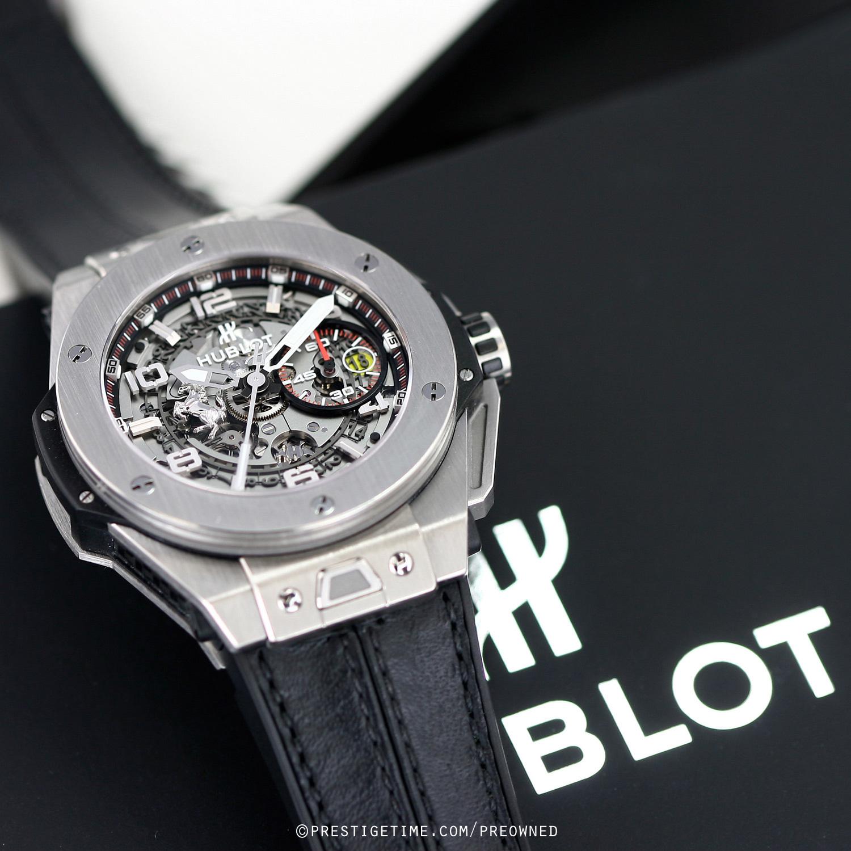Hublot Big Bang UNICO Ferrari 45mm 401.nx.0123.vr