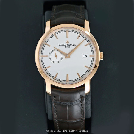 Pre-owned Vacheron Constantin Traditionnelle Automatic 87172/000r-9302