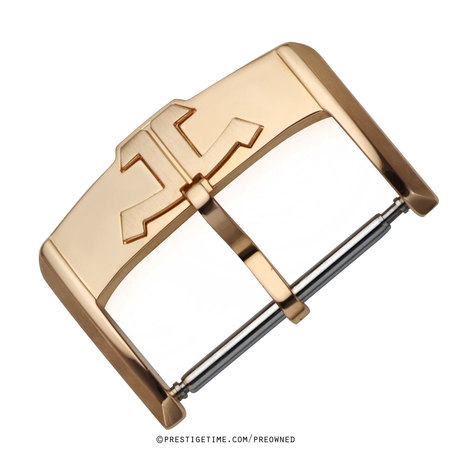 Jaeger LeCoultre  18kt Rose Gold Tang Buckle