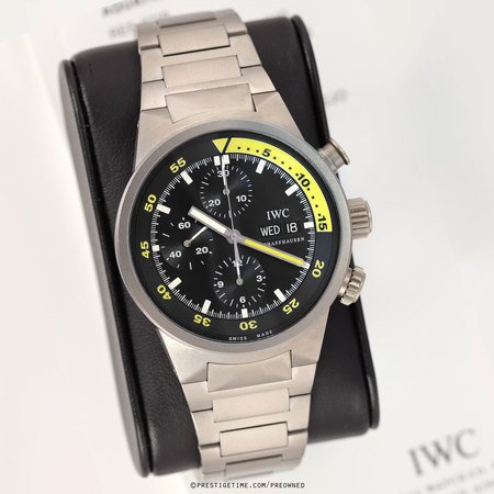Pre-owned IWC Aquatimer Automatic Chronograph IW371903