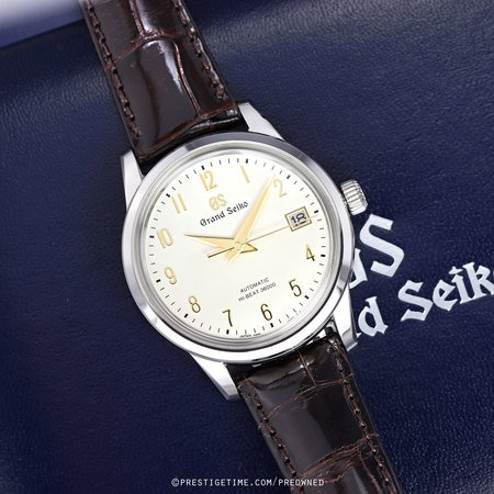 Pre-owned Grand Seiko Elegance Automatic 39.5mm sbgh263
