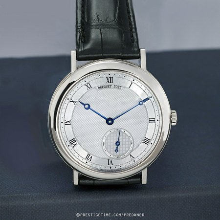 Pre-owned Breguet Classique Automatic 40mm 5140bb/12/9w6