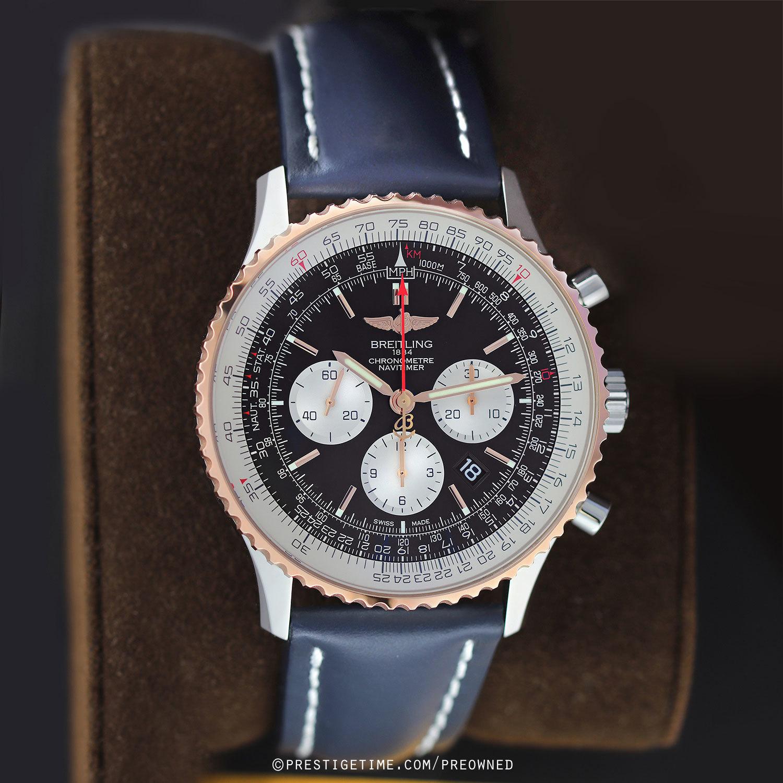 Breitling Navitimer 01 46mm Ub012721 Be18 102x