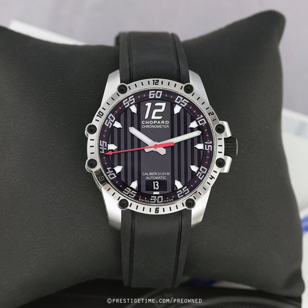 Pre-owned Chopard Classic Racing Superfast Automatic 168536-3001