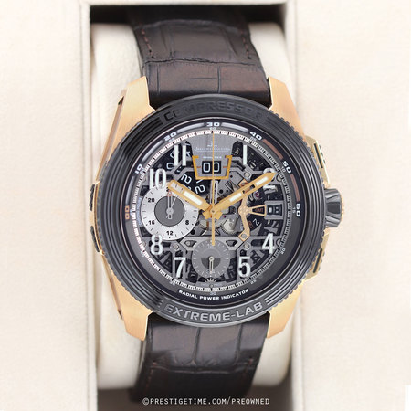 Pre-owned Jaeger LeCoultre Master Compressor Extreme LAB2 2032540 196.2.53.s